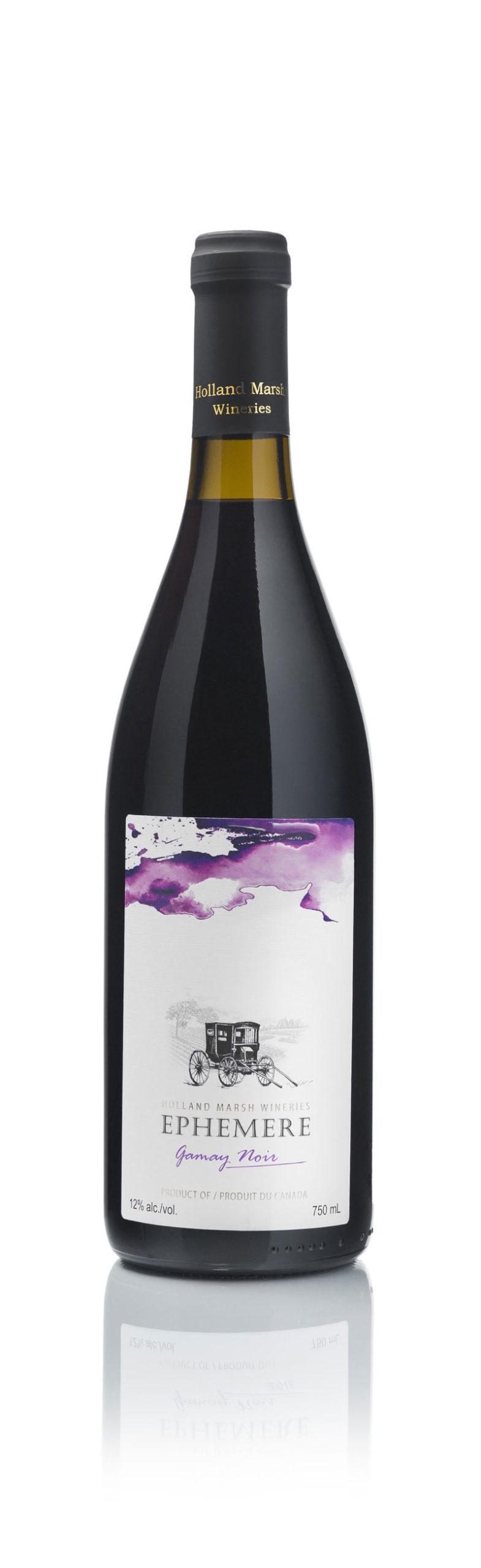 Holland Marsh Winery - 2014 Ephemere Gamay Noir