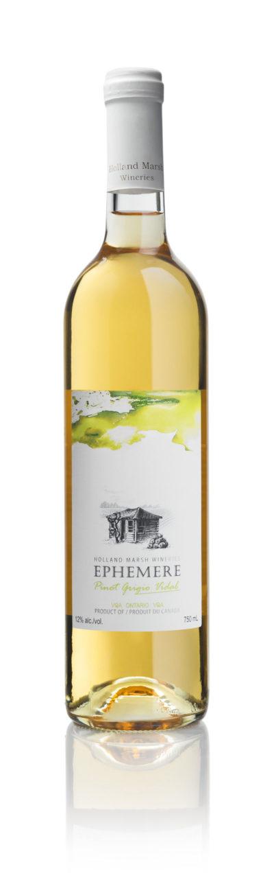 Holland Marsh Winery - 2014 Ephemere Pinot Grigio Vidal