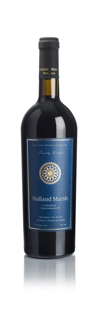 Holland Marsh Winery - 2011 2nd Reserve Cabernet Sauvignon