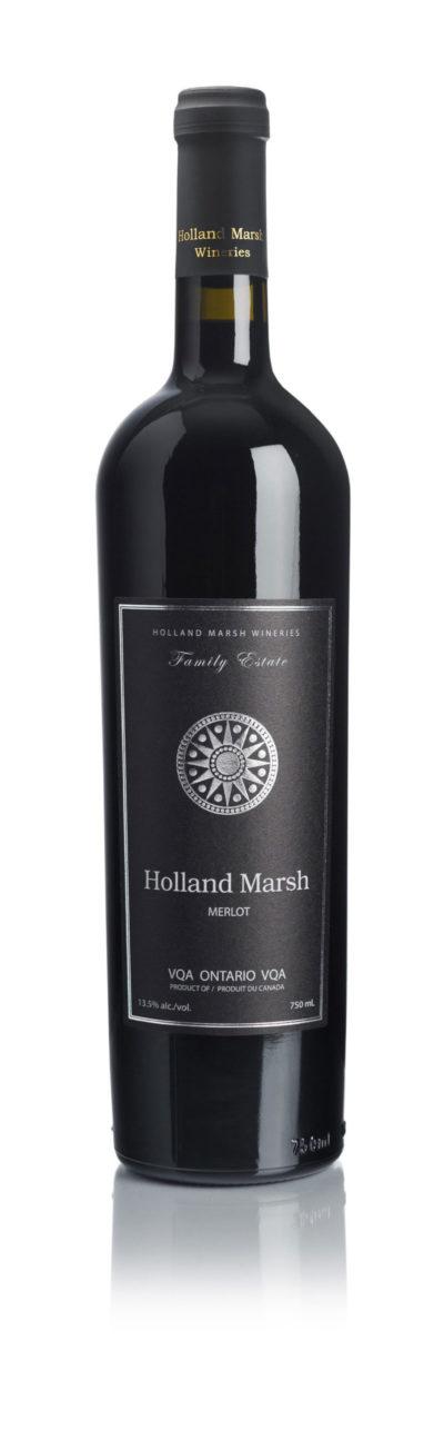Holland Marsh Winery - 2013 Select Merlot